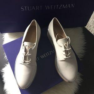 Stuart Weitzman KENTT flatform shoes